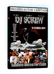 DJ Screw: Soldiers United 4 Cash