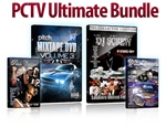 PCTV Ultimate Bundle.   PCTV Volume 1, 2, 3 & DJ Screw Documentary